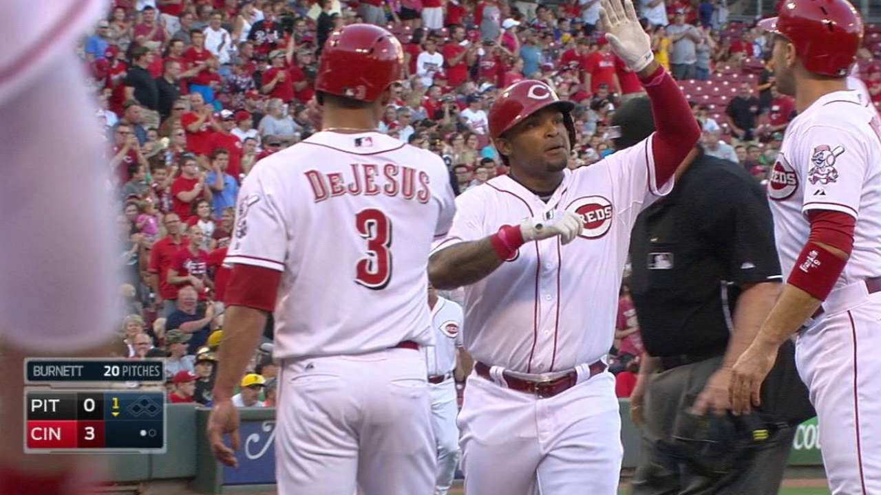 Byrd's three-run homer