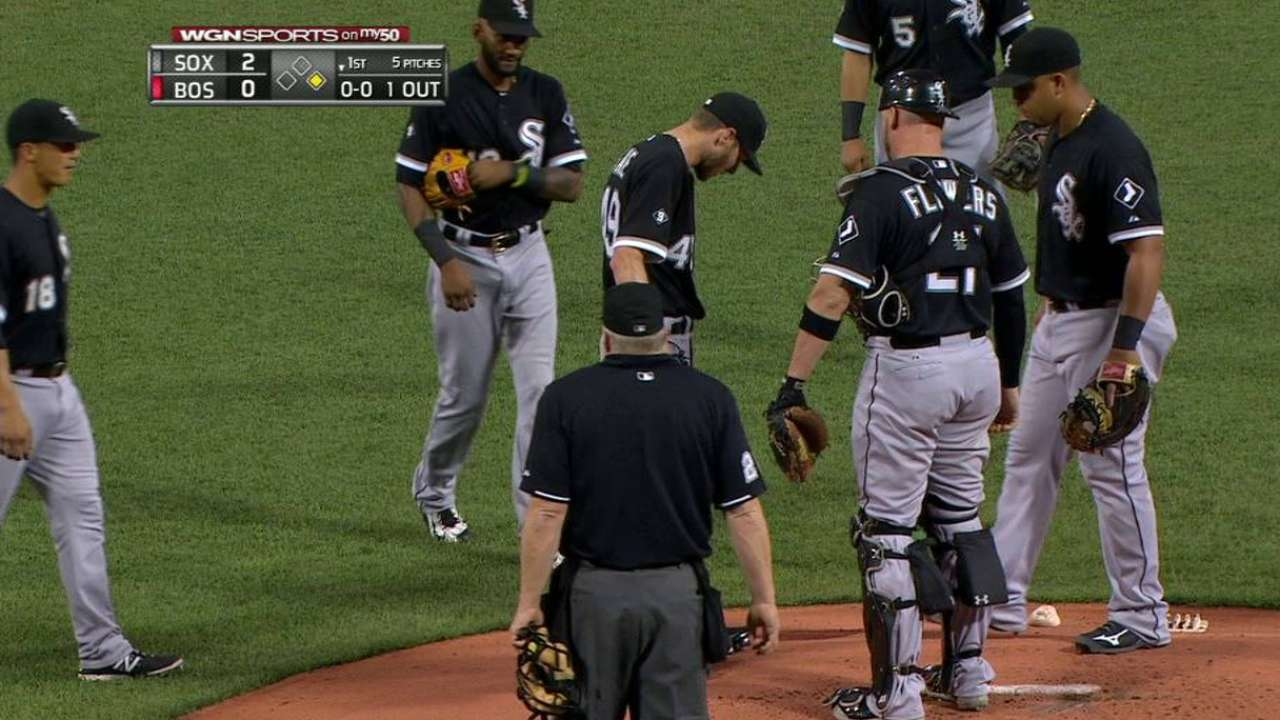 Short of perfect, White Sox happy with trip
