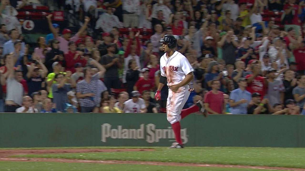 Red Sox punch holes in Sale, win finale
