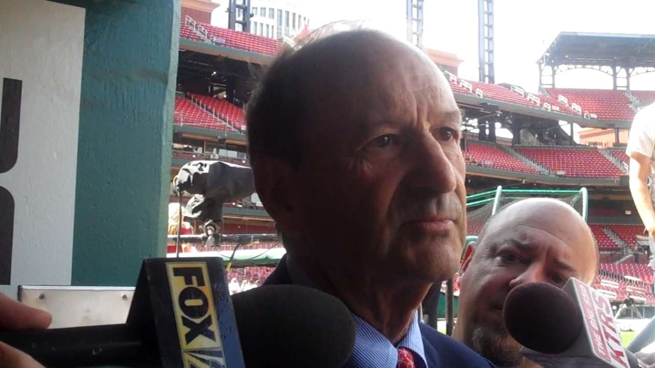 Cardinals sign new 15-year TV rights deal