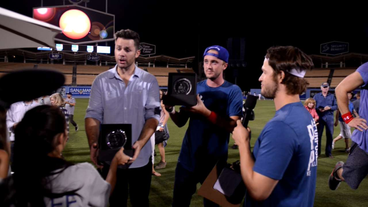 Kershaw hosts 3rd annual PingPong4Purpose event