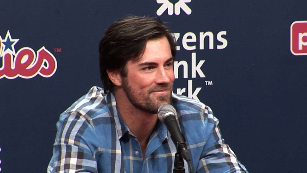 Looking back at Hamels' stellar Phillies career