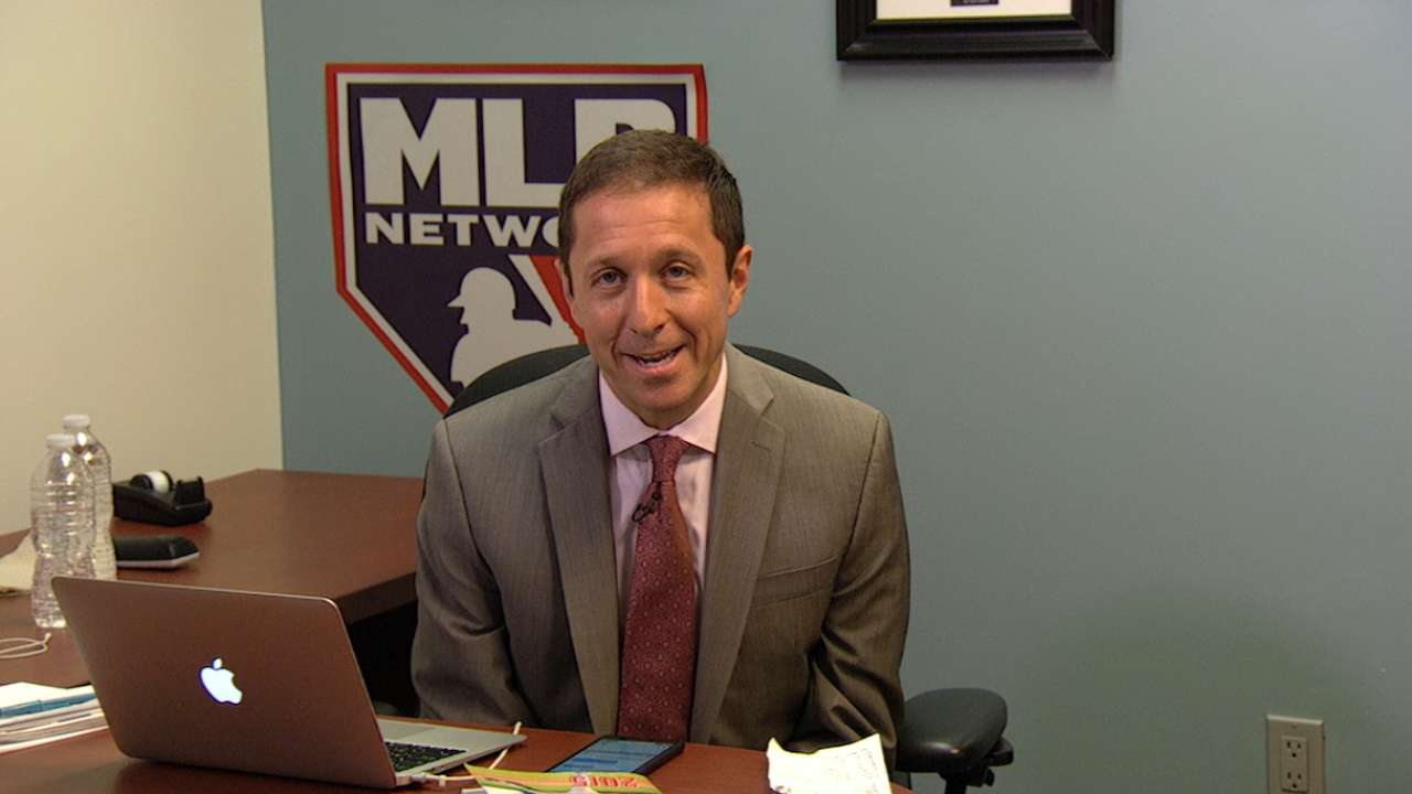Mets acquire Yoenis Cespedes