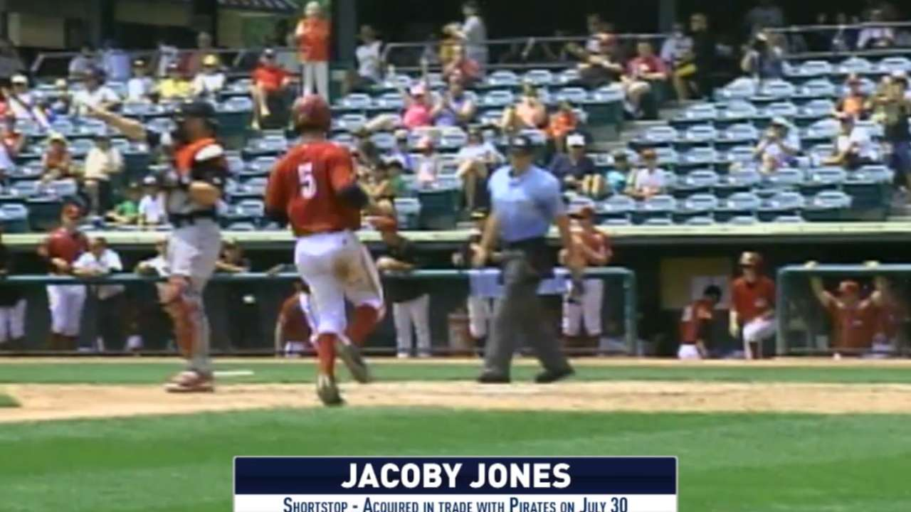 Jones among Tigers' prospects to play in AFL