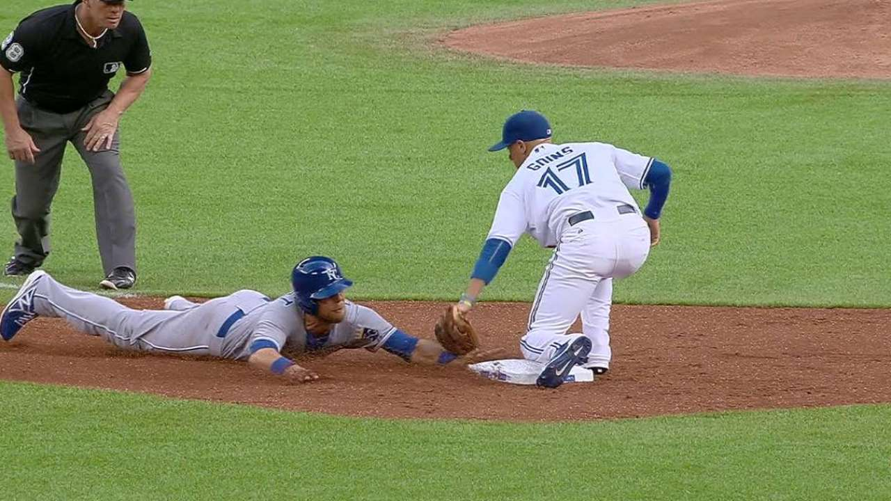 Martin nabs Zobrist after review