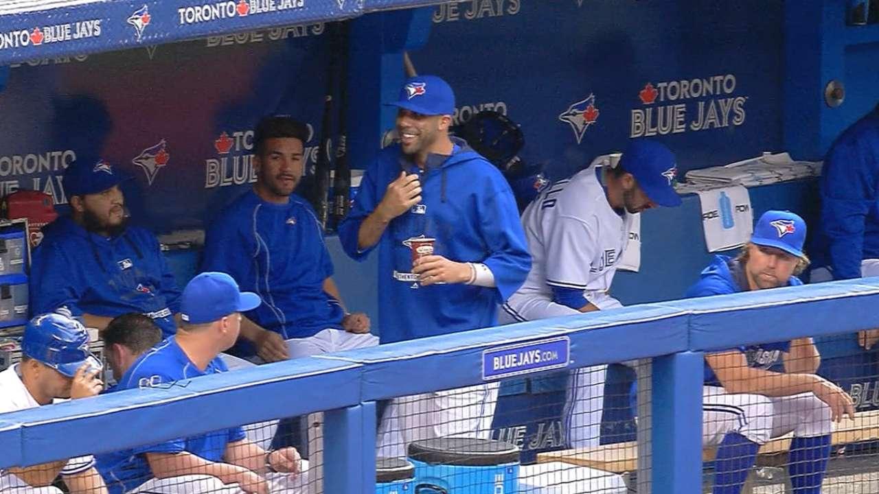 Price greets new teammates