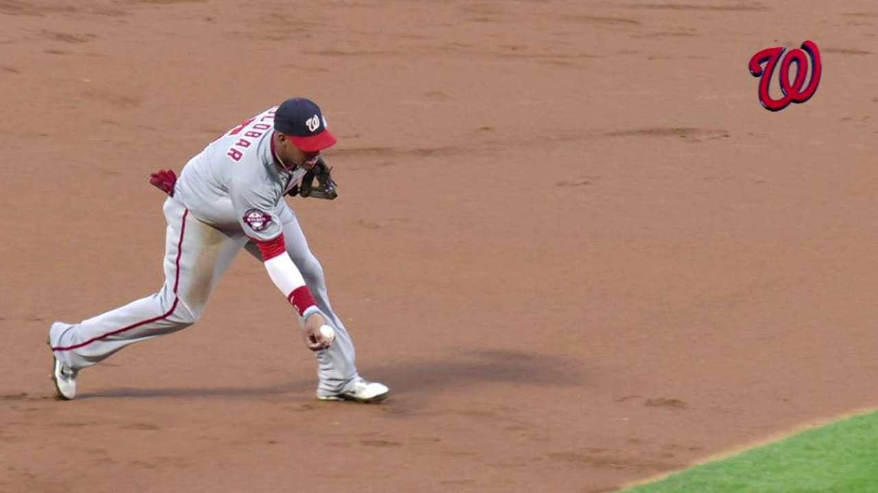 Nats drop opener to Mets on walk-off HR in 12th