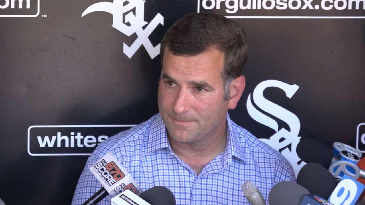 White Sox push forward without Deadline deals