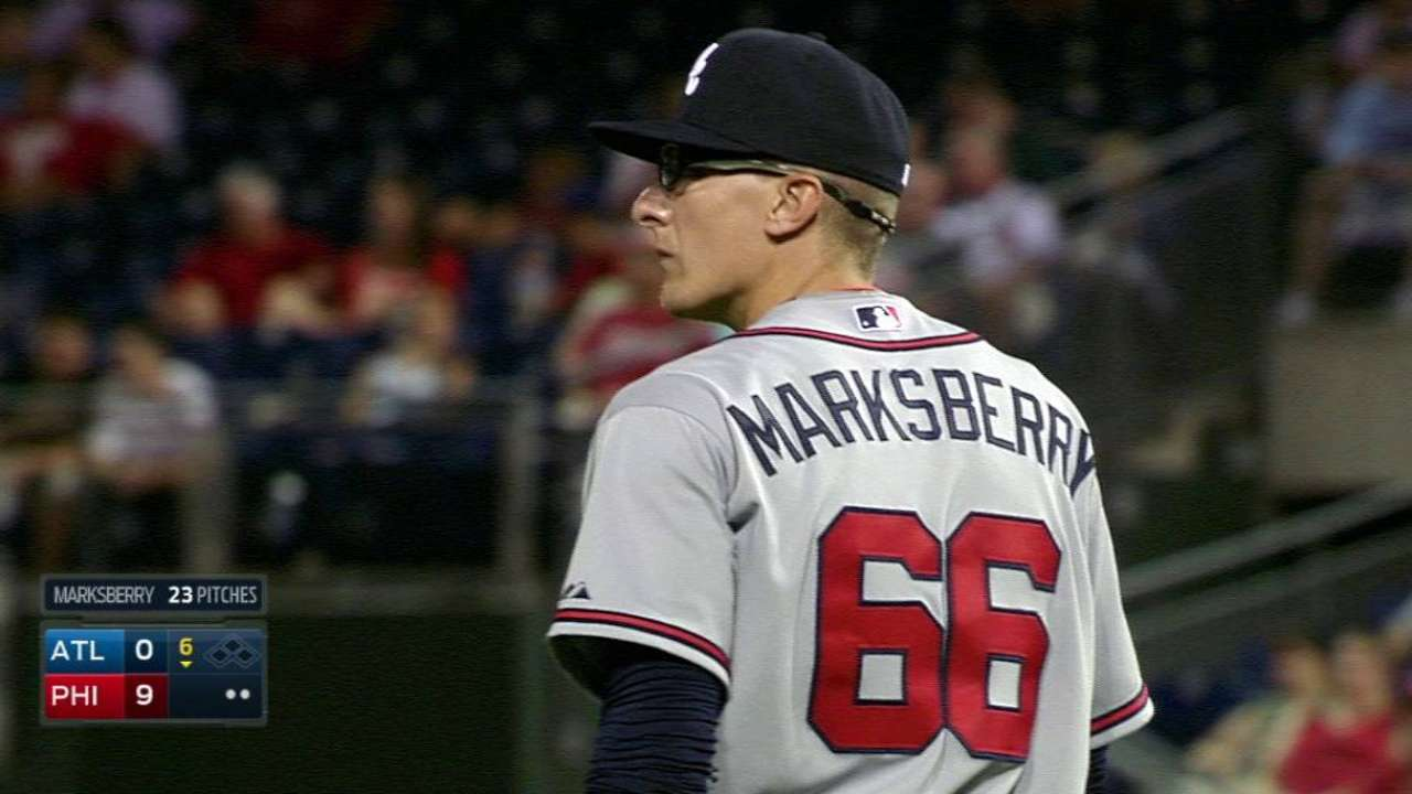 Braves looking to minimize struggles