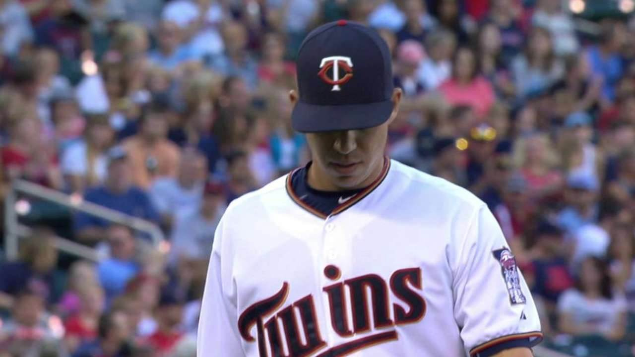 Twins' rotation in flux as Milone set to return
