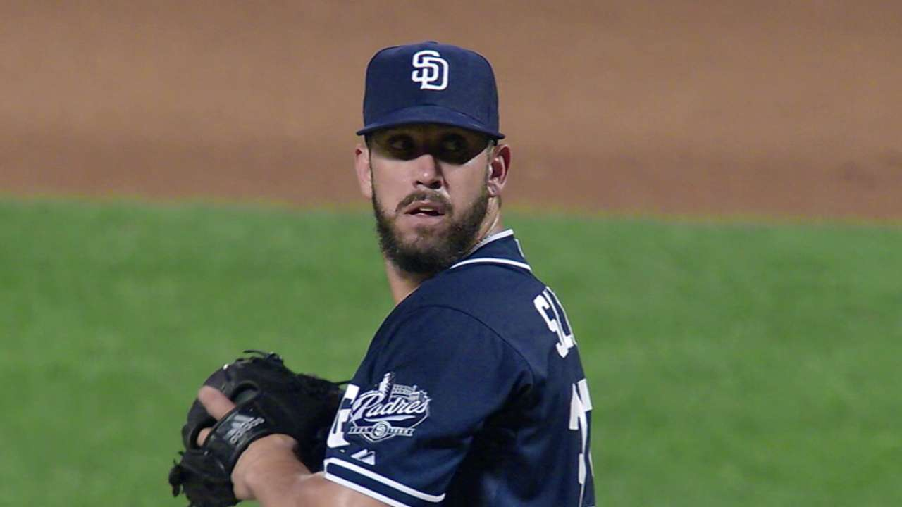 Padres decide standing pat the best option