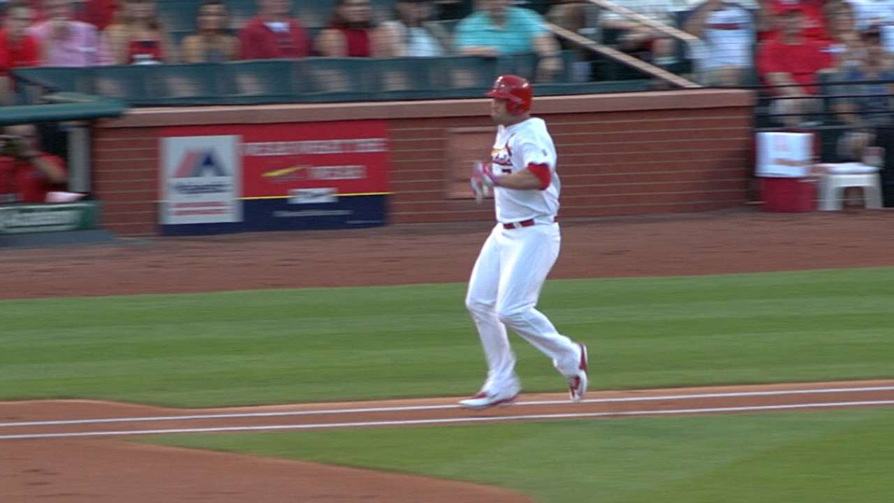 No timeframe for Holliday's return from quad injury