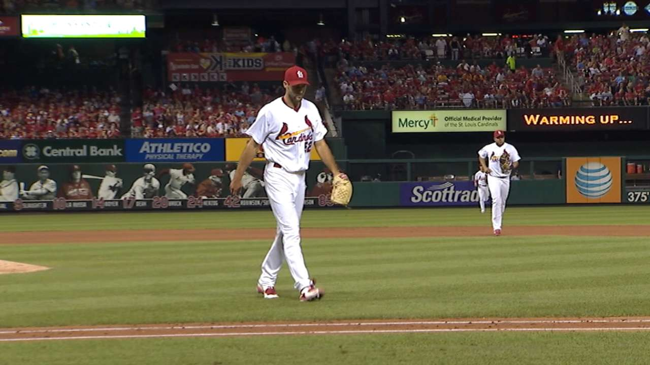 Refined mechanics help Wacha bounce back