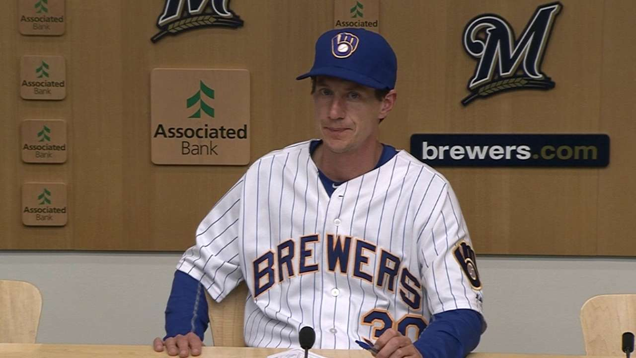 Counsell on Brewers' 4-1 loss