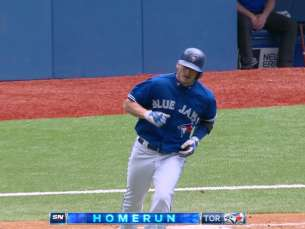 KC@TOR: Donaldson hits two-run shot for 26th homer