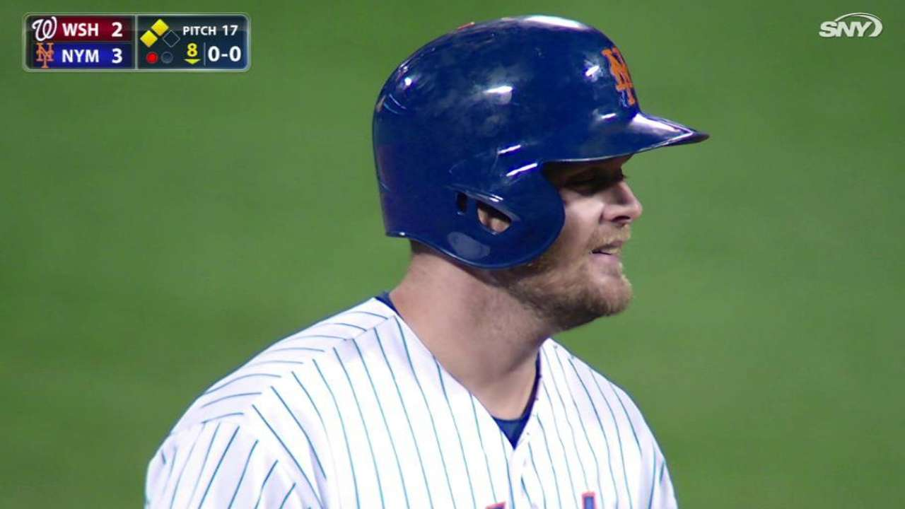 Mets cut gap to just 1 game: Duda, Duda