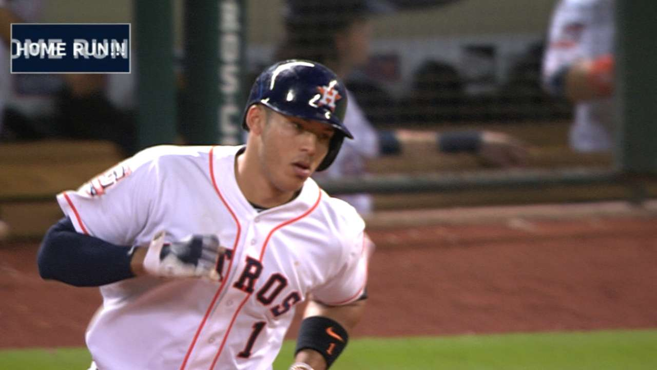 Correa, Conger hit 2 HRs; Astros rout D-backs