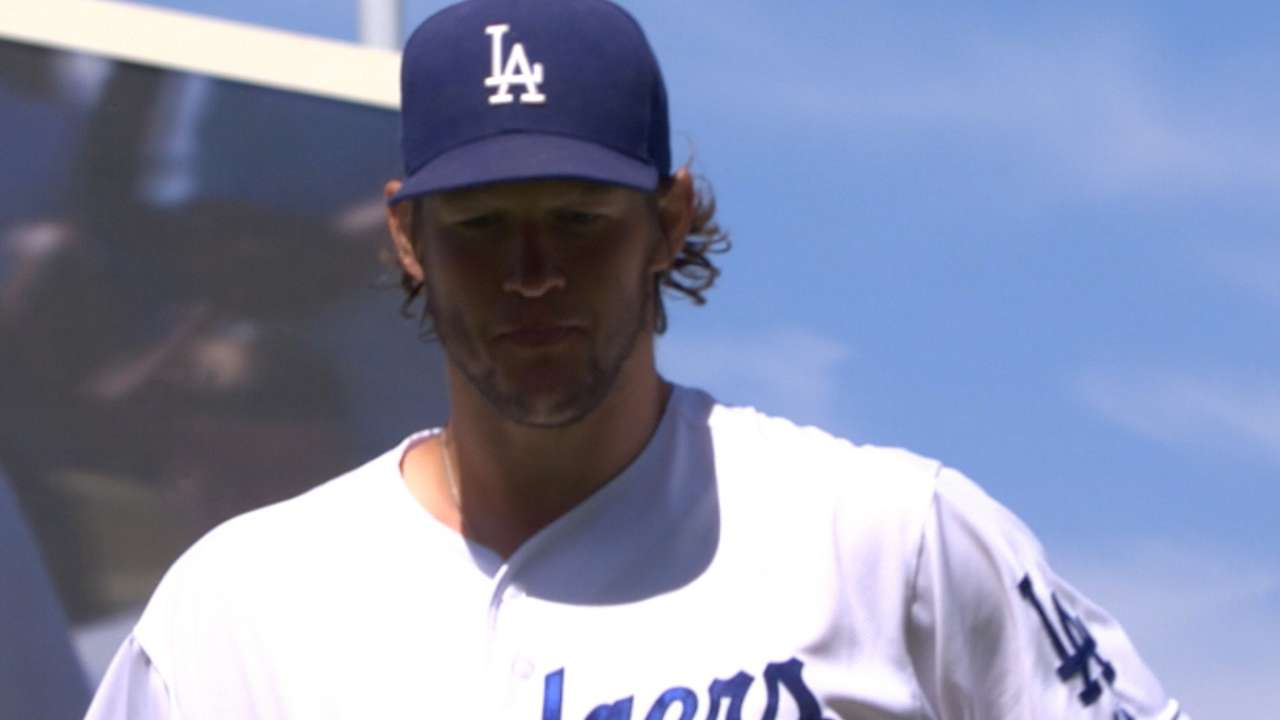 Kershaw nets NL Pitcher of Month nod for masterful July