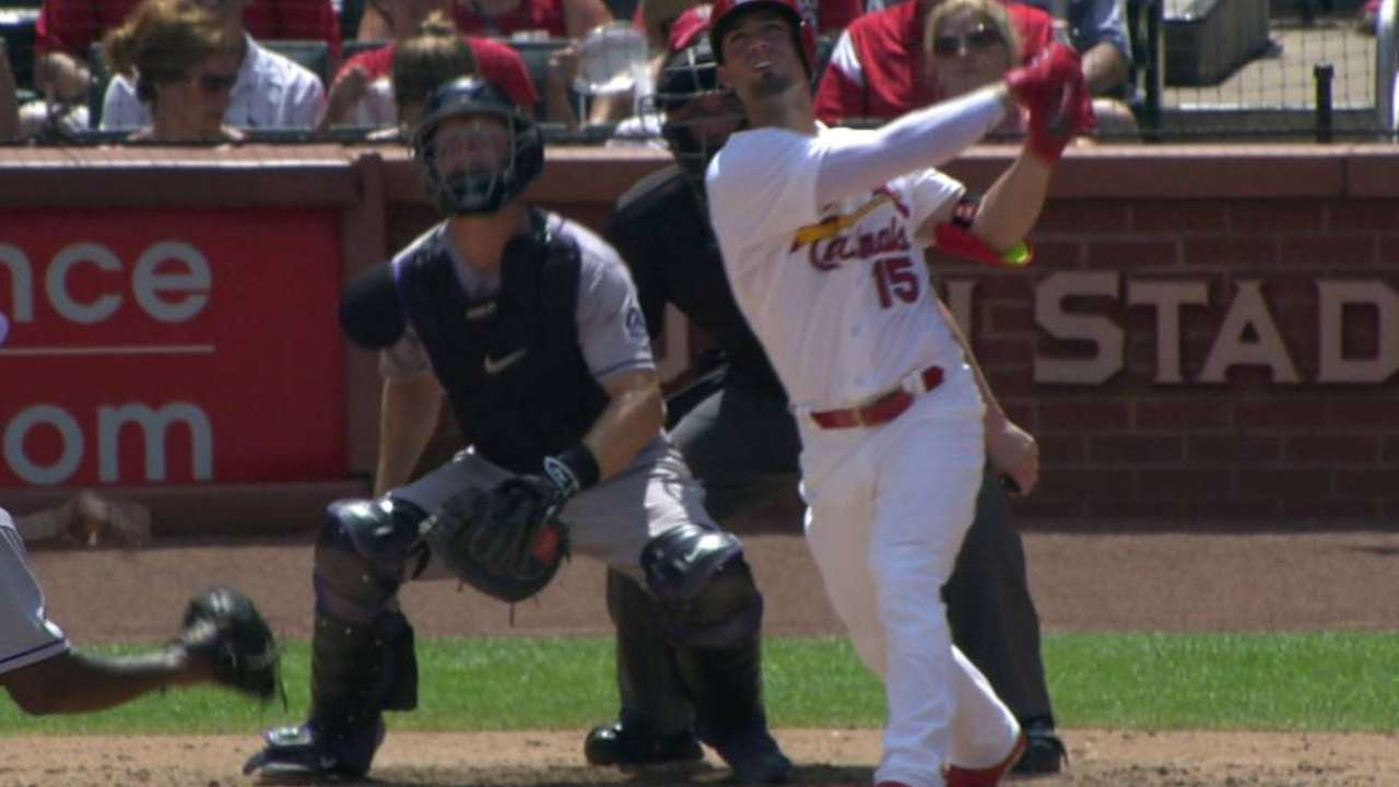 Grichuk's two-run homer
