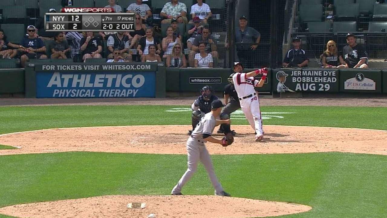 Soto hits 100th big league home run