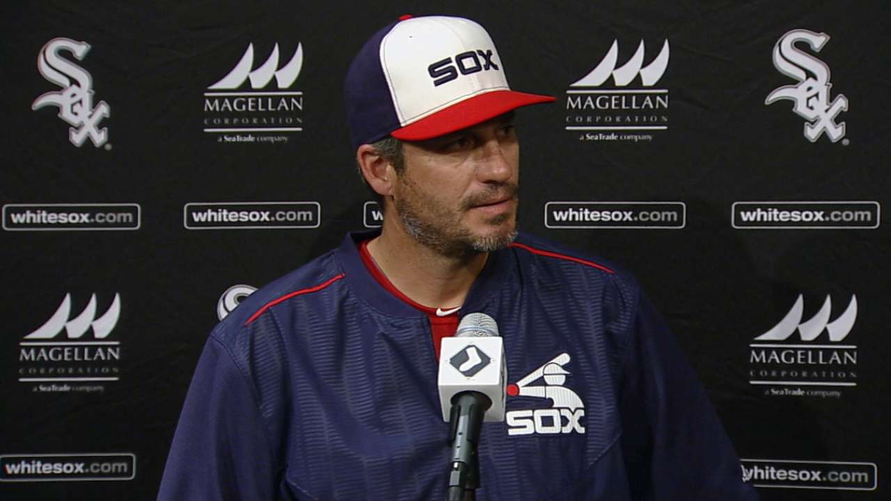 White Sox at critical juncture to keep hope alive
