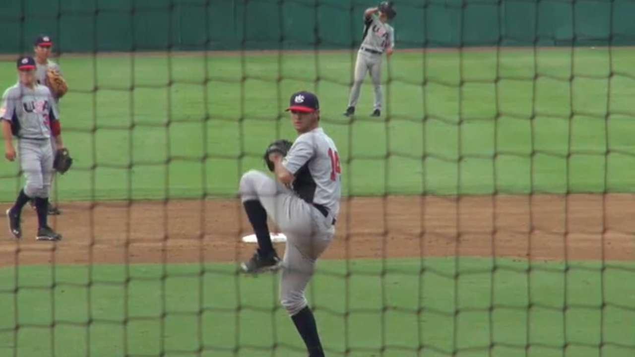Beede seeks rhythm on and off the mound