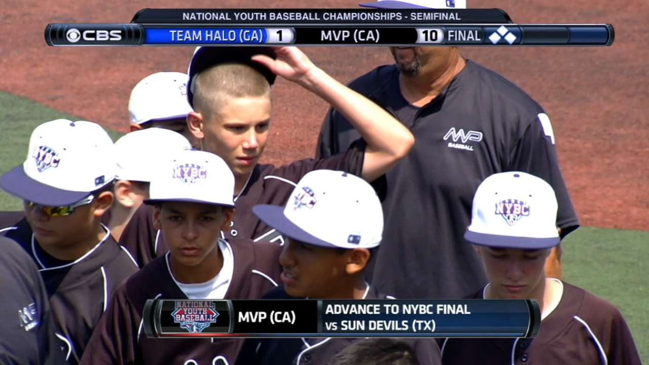 In NYBC tourney, MVP program stands out