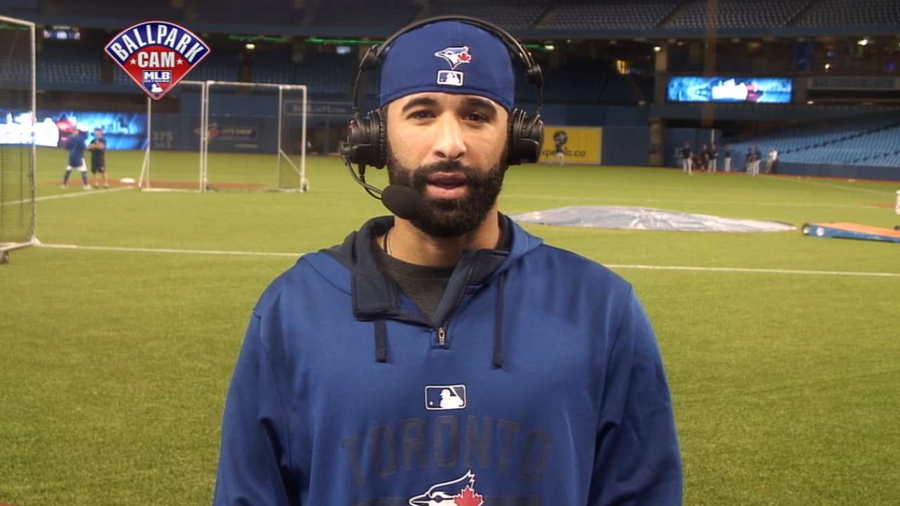Bautista takes issue with stance of Yost