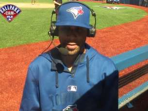 David Price talks about his first win as a Blue Jay