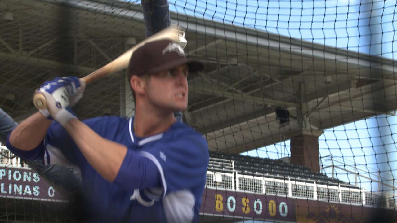 Royals' Starling goes deep in Fall League win