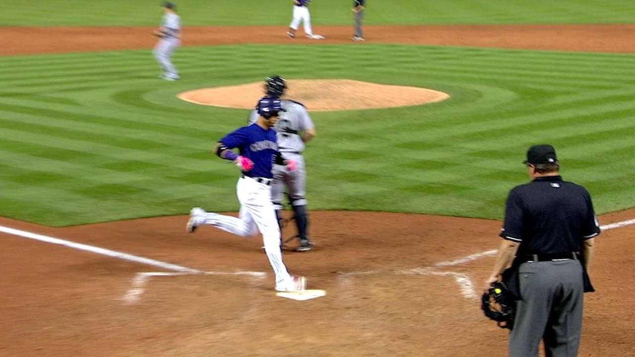 Paulsen's two-run double