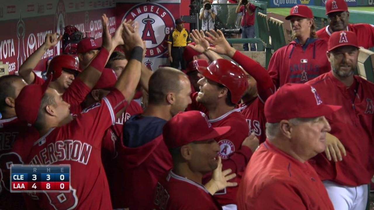 Rags to Richards: Halos win after rocky start