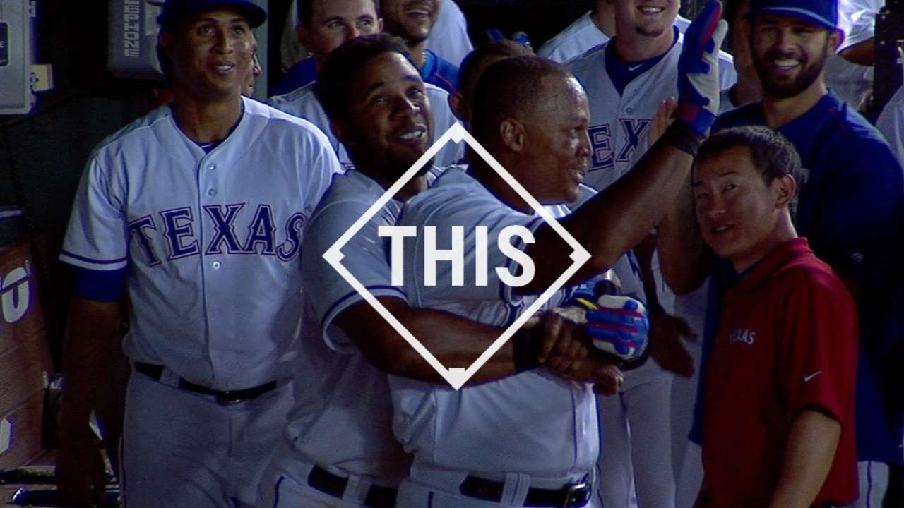 DYK: Facts, stats from Beltre's cycle