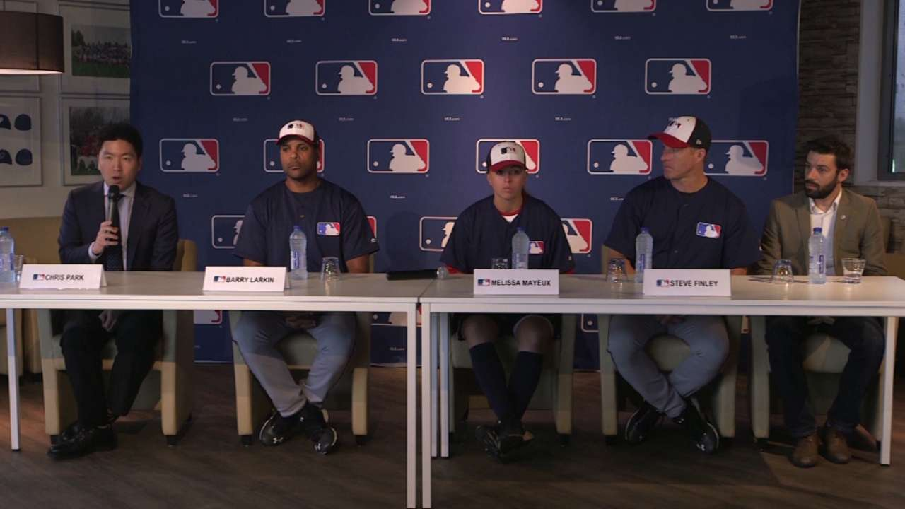 MLB Elite Development Program
