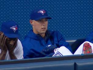 MIN@TOR: Blue Jays' booth on Sanchez's suspension