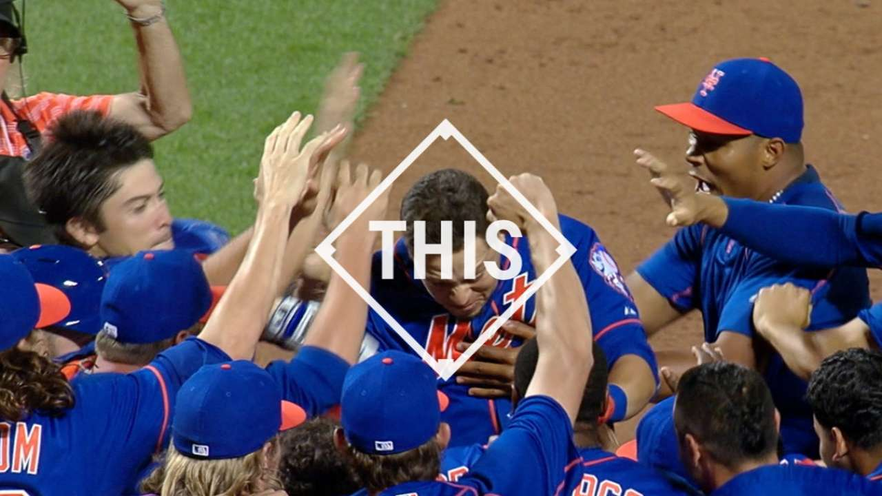 Flores' heart a trait New York won't soon forget