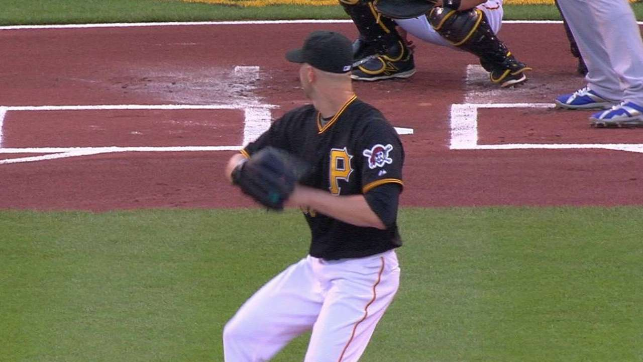 Happ strikes out Fowler