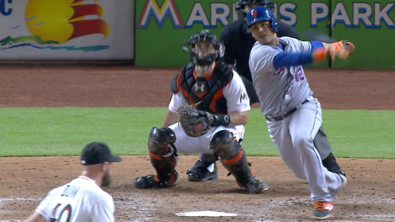 Mets break through in 8th to win 5th straight
