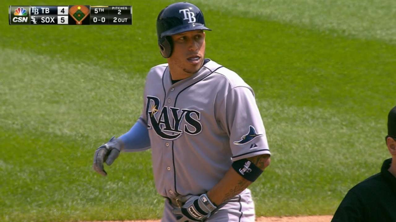 Cabrera's four-hit game