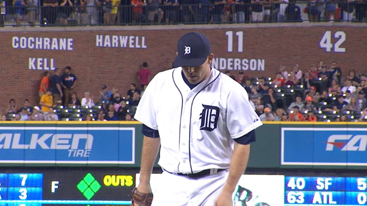 Boyd's first Tigers start