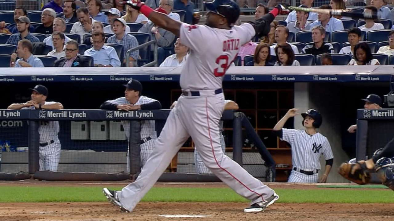 Must C: Papi blasts off in Bronx