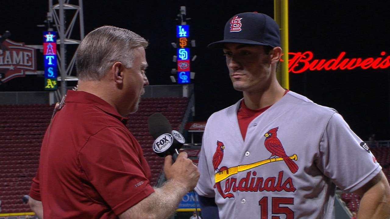 Grichuk comes up big with extra-inning homer