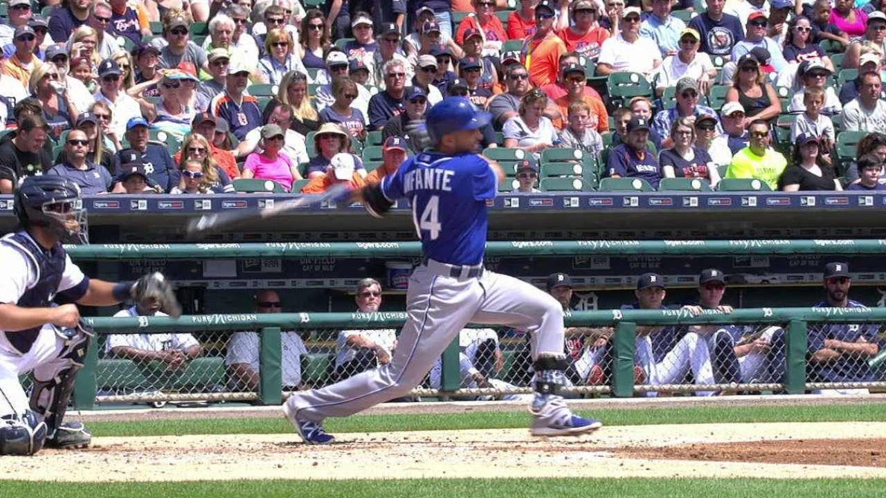 Infante feeling better, likely to return in Boston