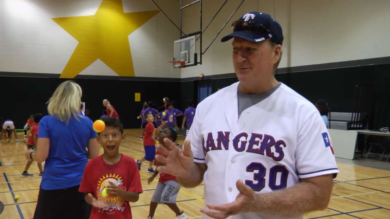 Play Ball initiative introduces baseball to new generation