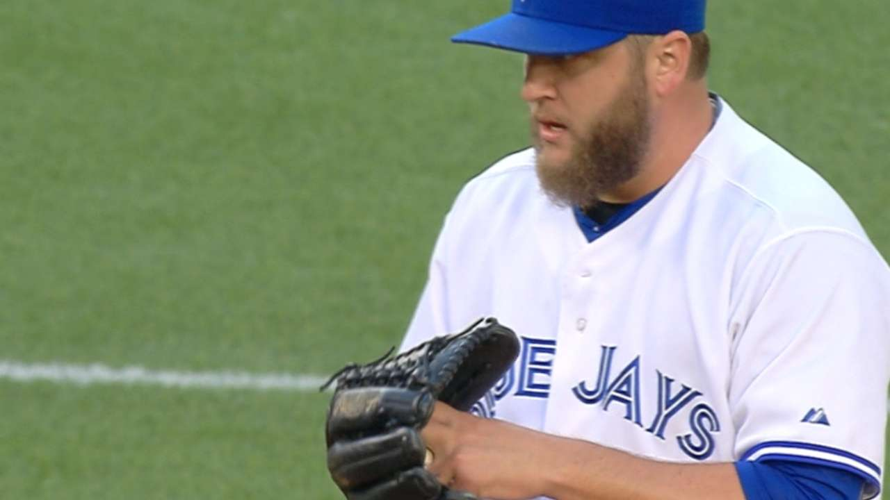 Buehrle earns 12th win