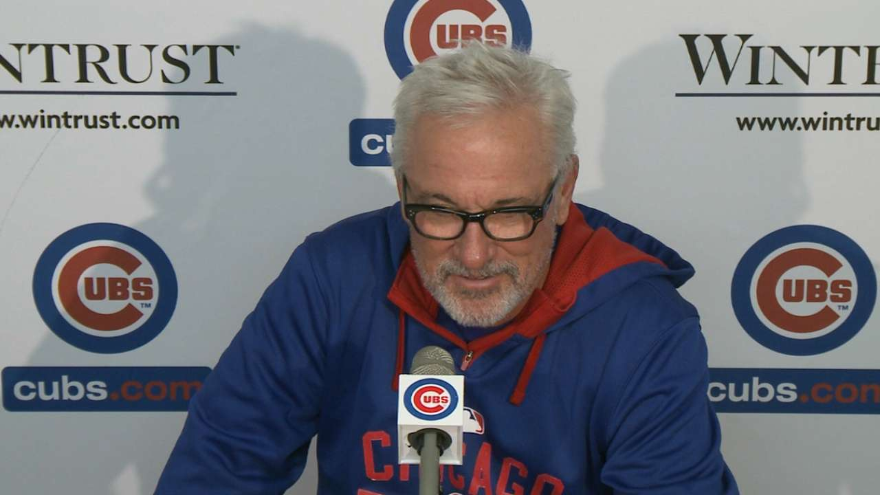 Maddon on Cubs' 5-4 win