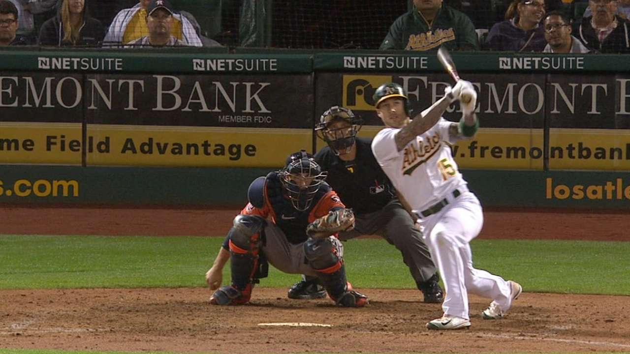 Must C: Lawrie's mammoth homer