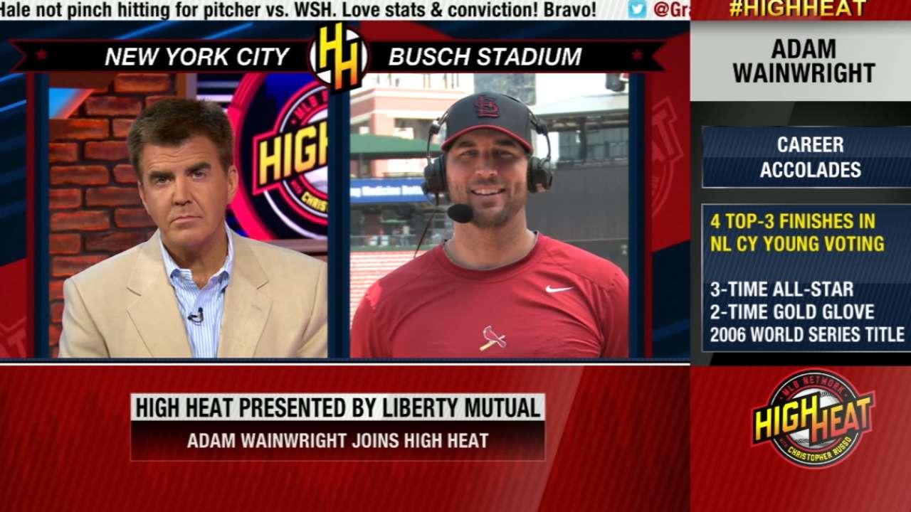 Wainwright on High Heat