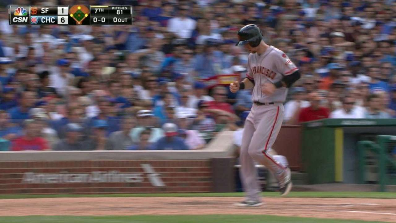 Pence plates Duffy with single