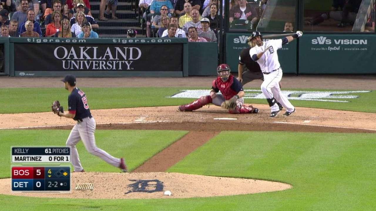 J.D. Martinez's 30th homer